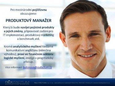 Hledáme PRODUKTOVÝ MANAŽER (pojišťovnictví).jpg